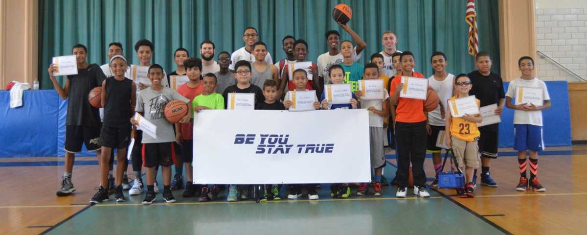 CMSV Alum Brings 'Be You Stay True' Camp Back To The Community