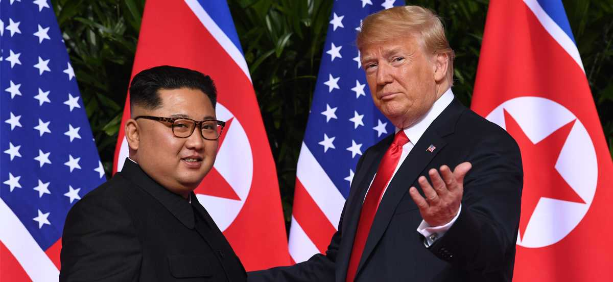 KIM SPEAKS: Kim Jong Un Praises 'EXTRAORDINARY' Trump in New Letter