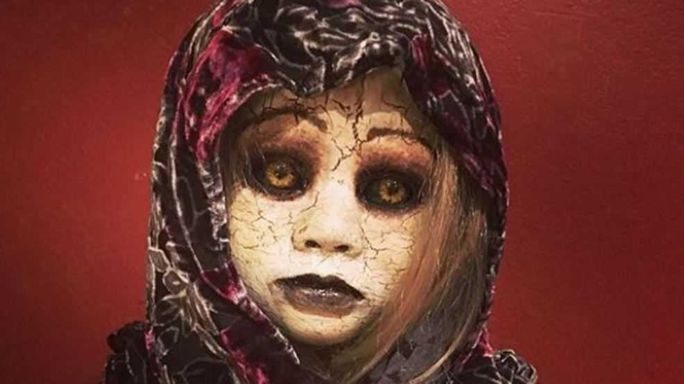 Seattle artist creates creepy dolls (some even with real teeth!)
