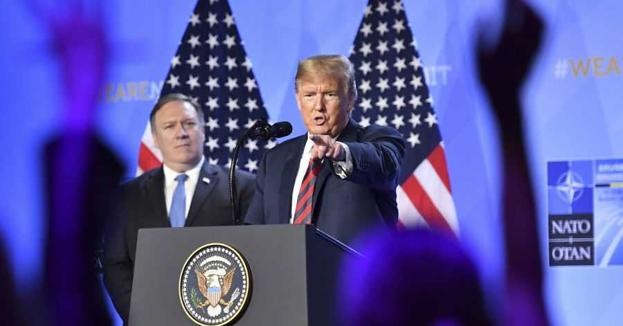 Trump Unsettles NATO Allies With Demands as He Backs Alliance