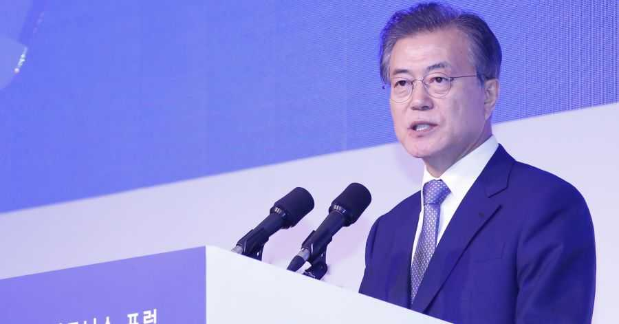 Accentuate the Positive: North Korea Is Looking to Build Trust, Moon Says