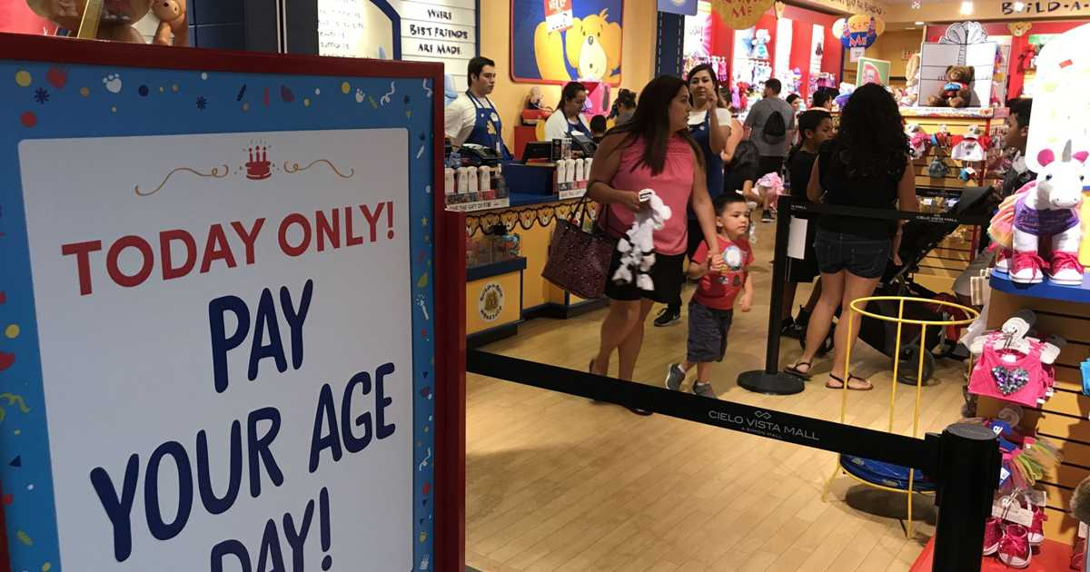 Build-a-Bear chaos: How to get your $15 voucher after the failed Pay Your Age event