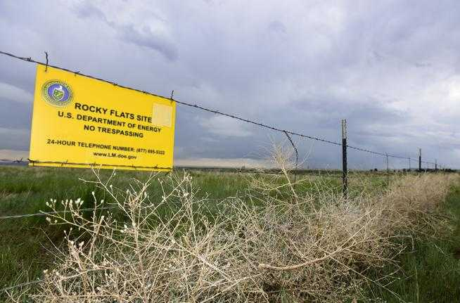 Superior files lawsuit to block opening of Rocky Flats National Wildlife Refuge