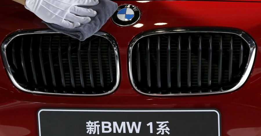 Trade Tensions Help BMW Enter China's Fast Lane
