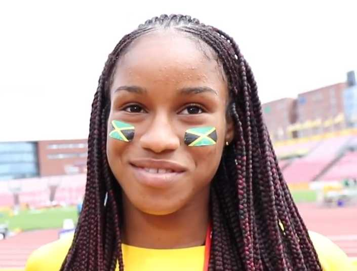 New Jamaican Sprint Star Briana Williams Wins Rare Double at U20 World Championships