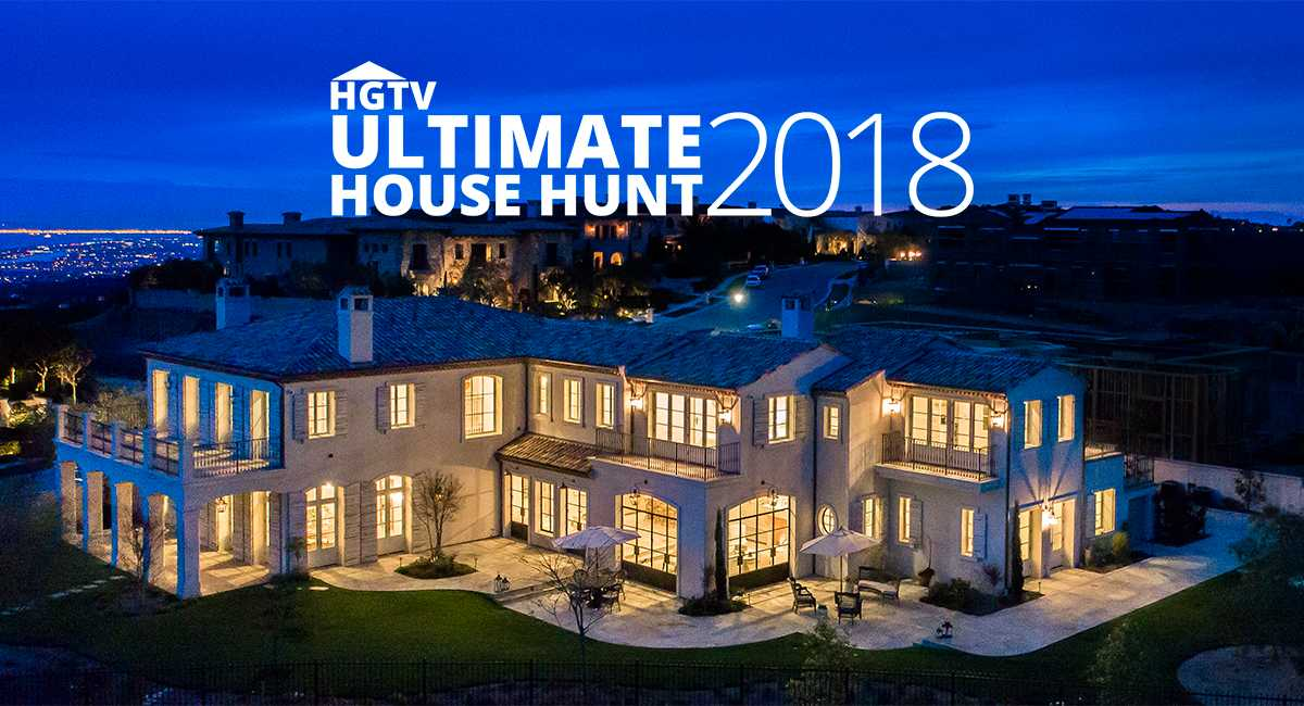 Vote for These First Team Properties in the HGTV Ultimate House Hunt