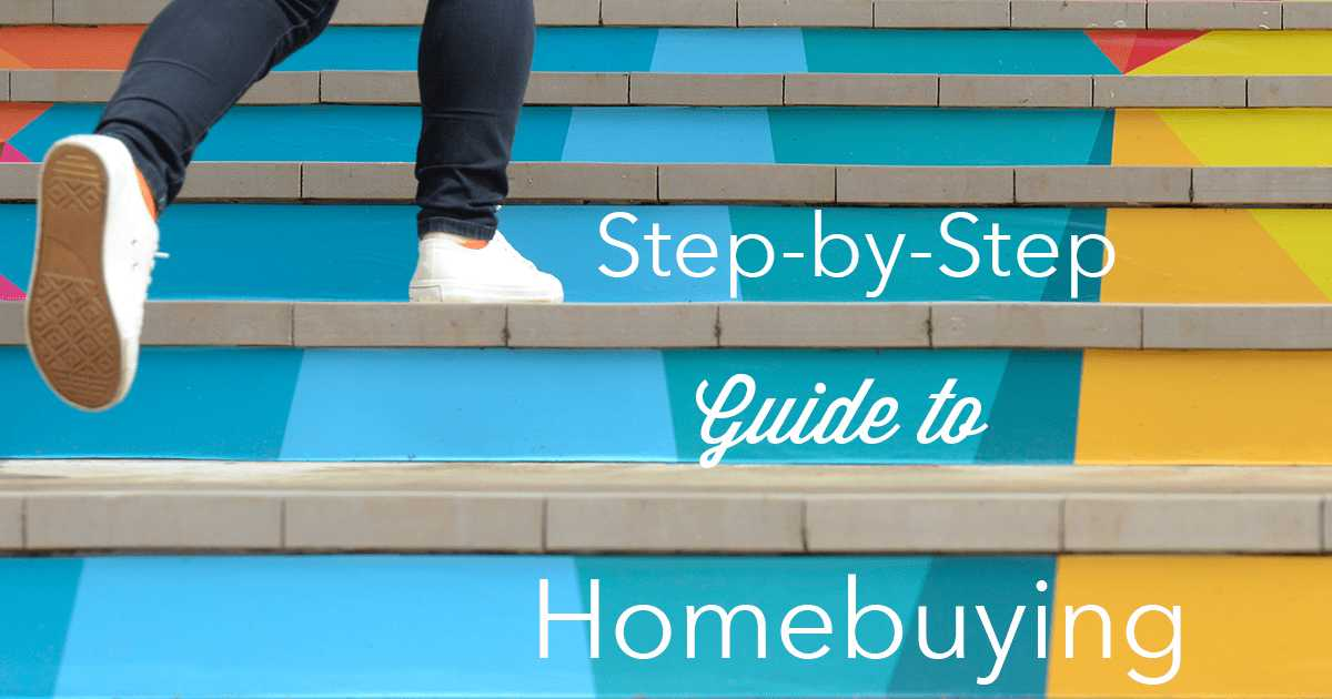 Step Guide to Homebuying