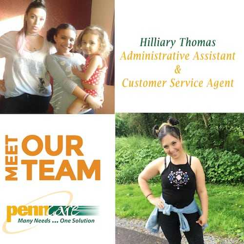 Meet Our Team: Hilliary Thomas