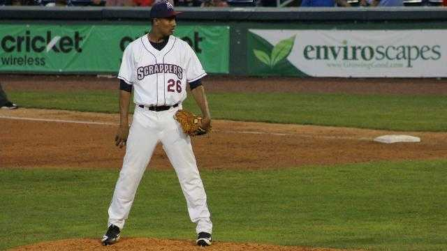 Four-Run Eighth Powers Scrappers Past Crosscutters