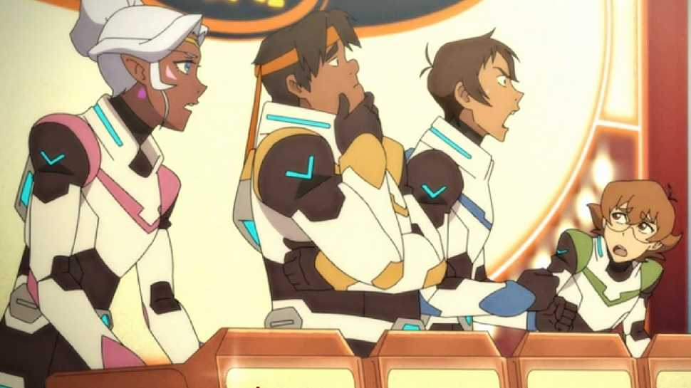 The VOLTRON Crew Are Forced to Play Space Pictionary (Exclusive)