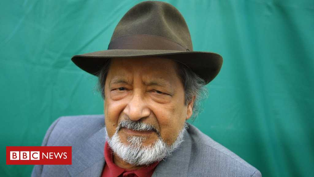 Author Sir VS Naipaul dies at 85