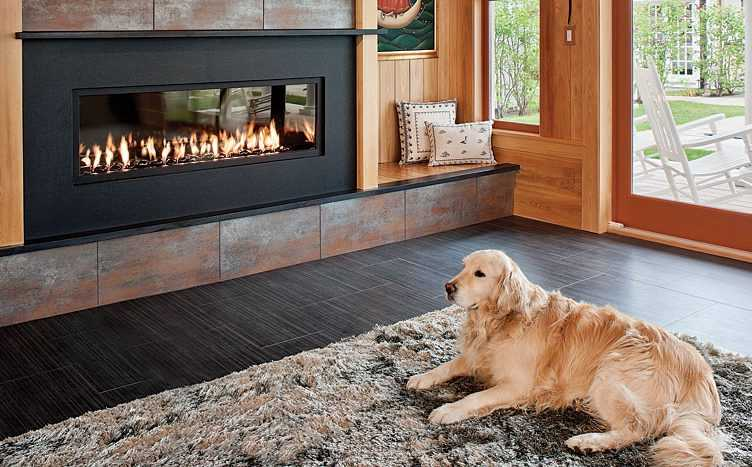 Best Direct Vent Gas Fireplaces & Installation in MA