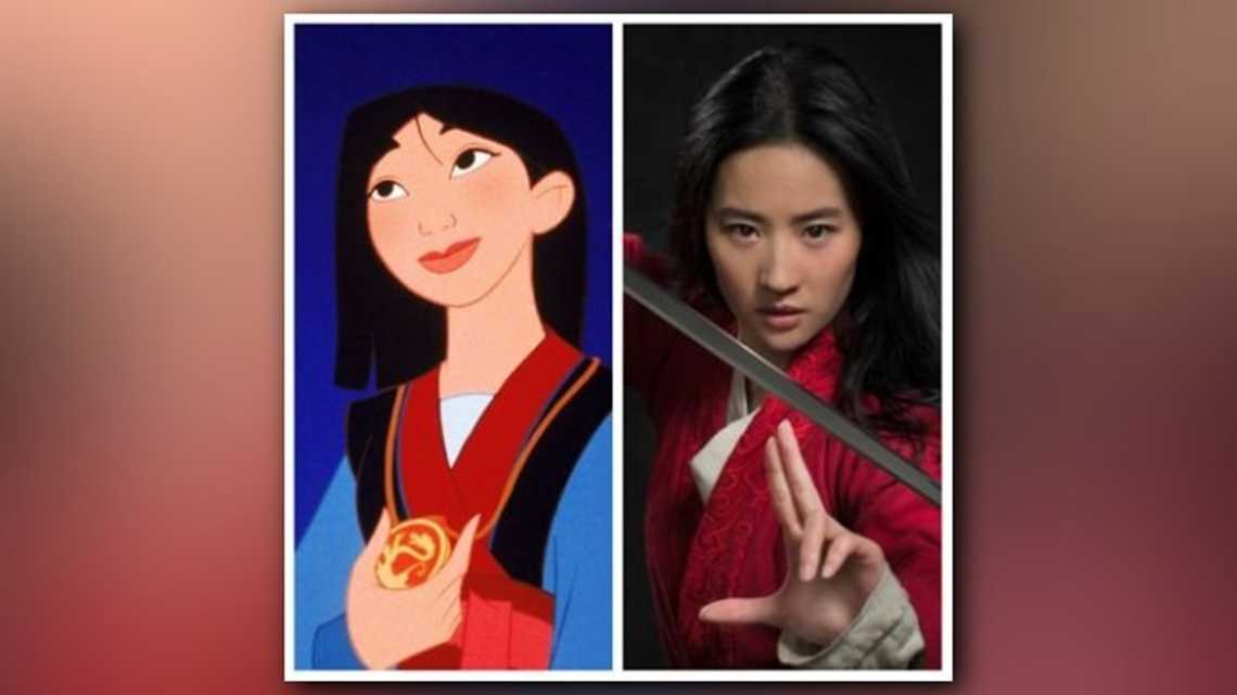 First look at 'Mulan' in Disney's live-action remake