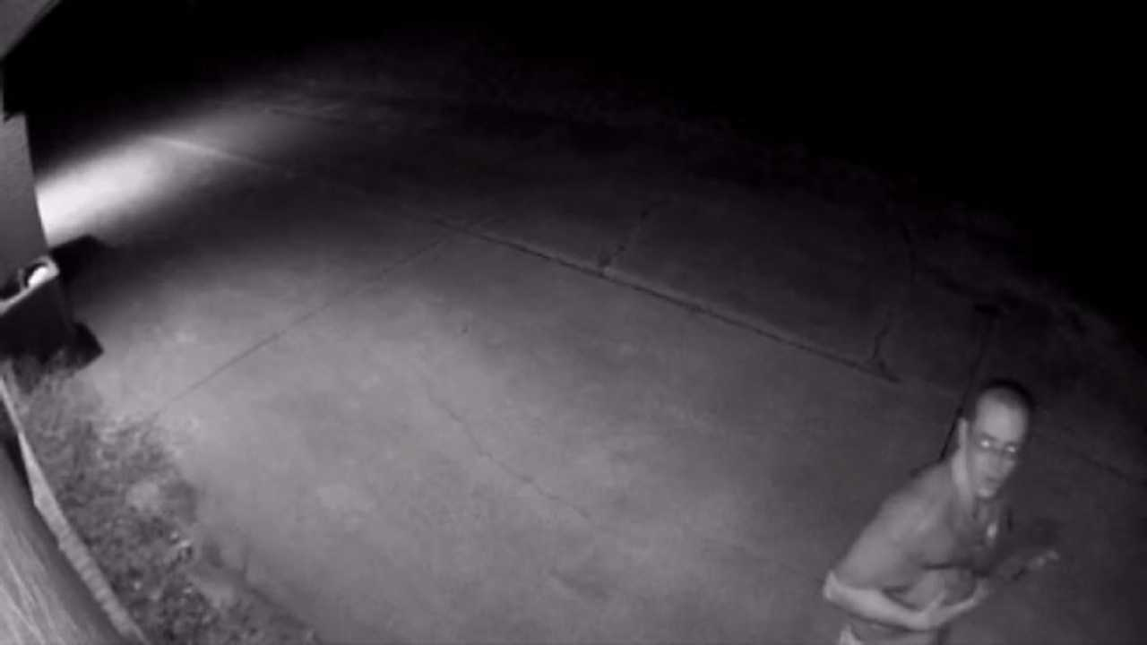 Robinson PD searching for car burglary suspect