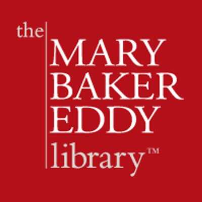 Mary B. Eddy Library on Twitter