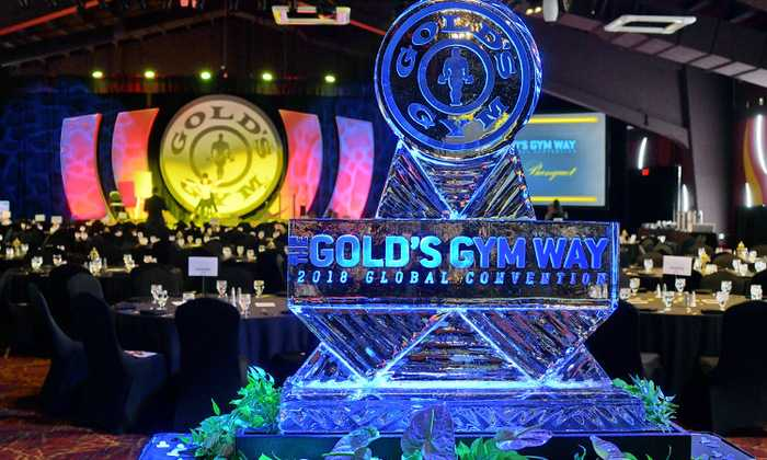 The Gold's Gym Global Convention