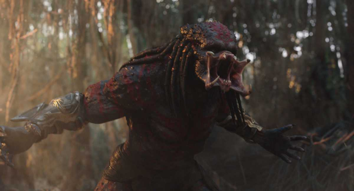New high quality The Predator (Predator 4) images hit the web!