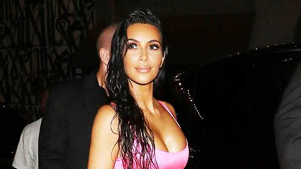 Kim Kardashian's 'Never' Been More 'Proud' Of Her Body Weighing In At 116 Lbs.