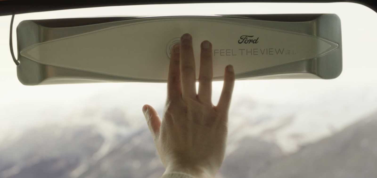This new technology lets blind people 'see' on a scenic car ride