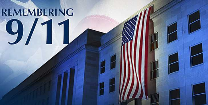 A message from Secretary Wilkie remembering September 11th