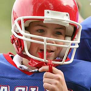 Protect Your Teeth During Football Season