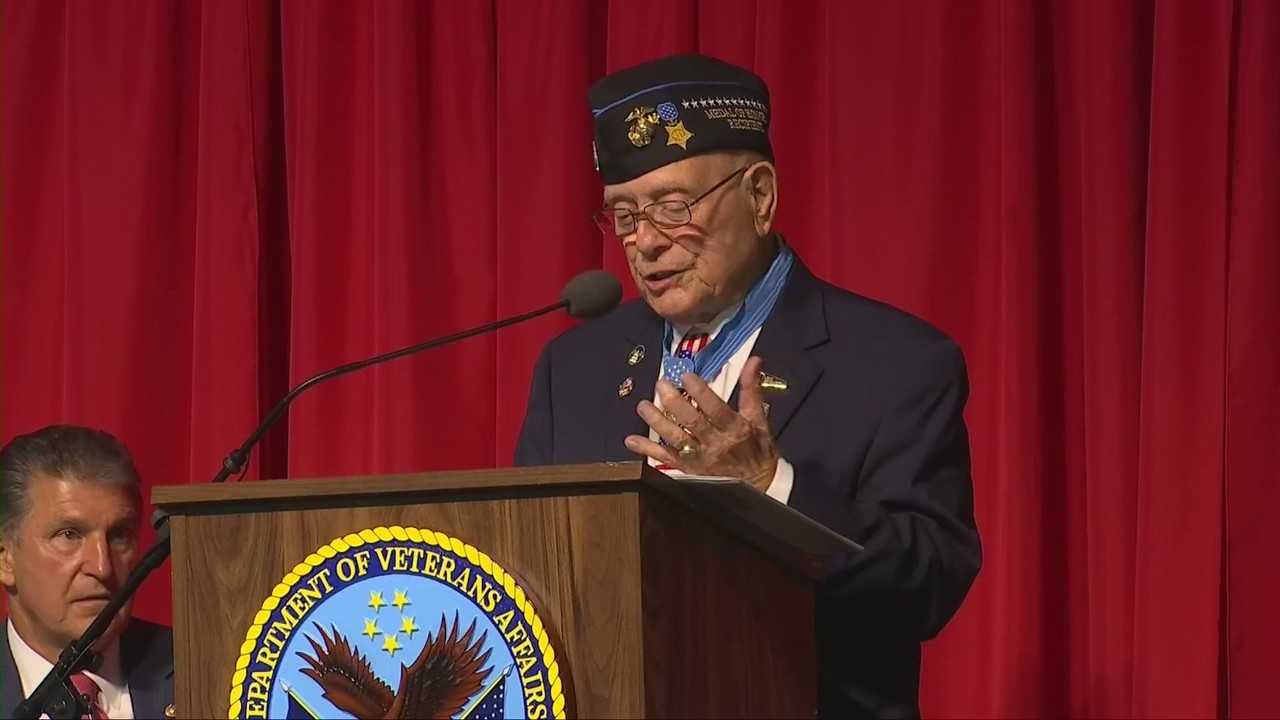VA Hospital Renamed After Medal of Honor Recipient Woody Williams