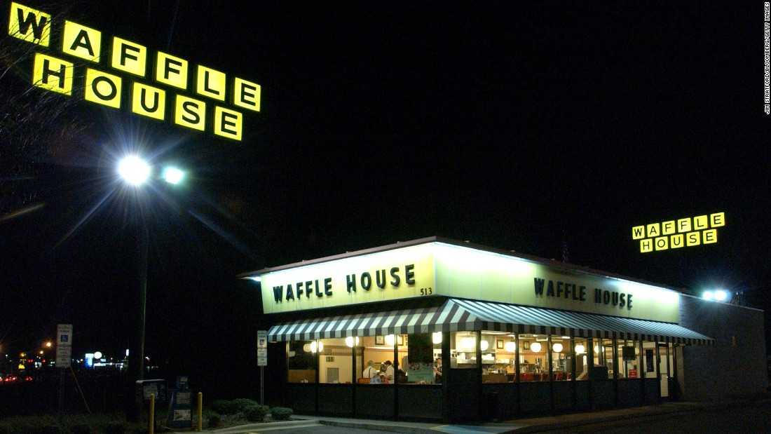 How the Waffle House is used to determine a hurricane's fury