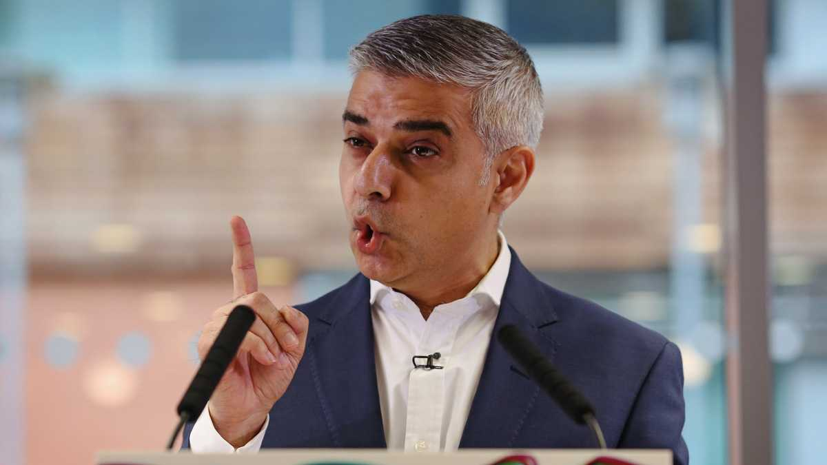 KHAN TANKS: London Mayor's Approval Rating PLUNGES after Murder Spike