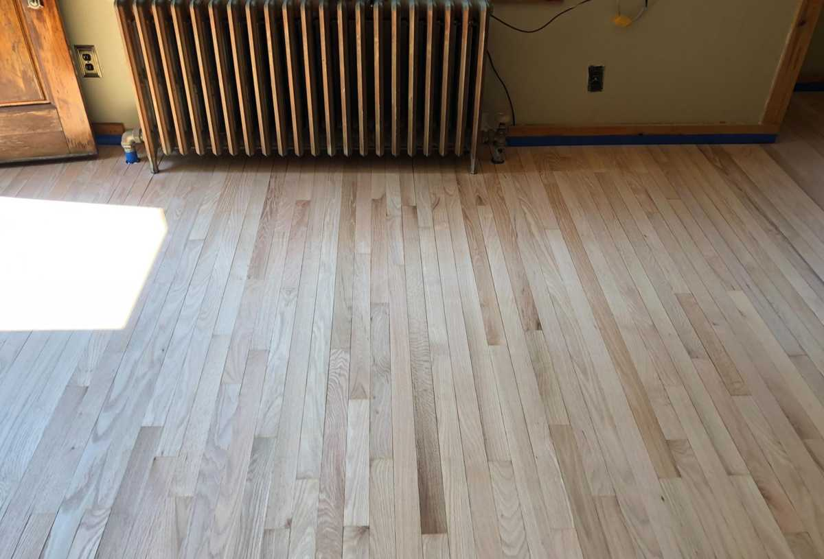 Staining hardwood floors Galloway, NJ 08225