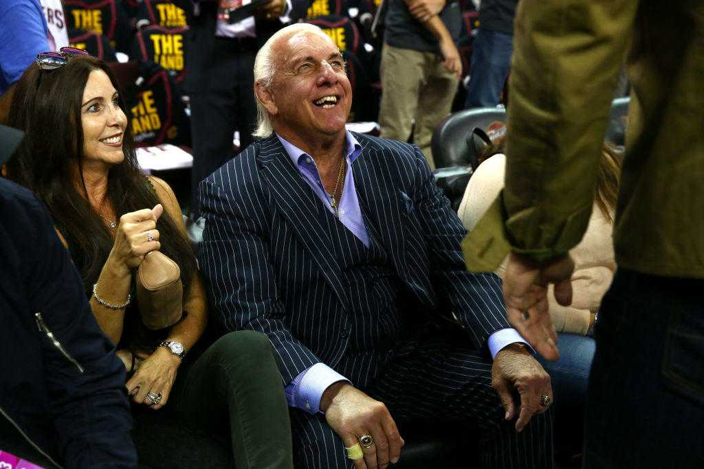 VIDEO: Ric Flair Gets Married For The Fifth Time