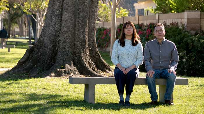 Fred Armisen and Maya Rudolph on the 'Simmering Secret' of 'Forever'