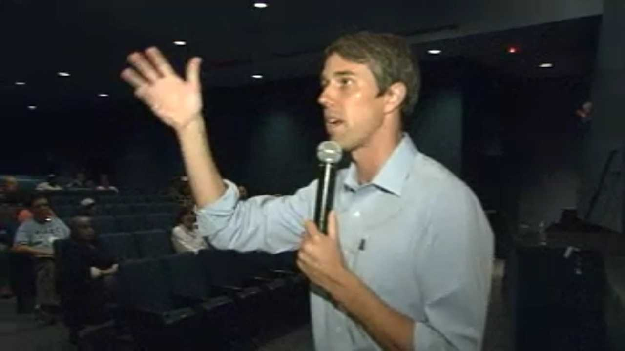 Rep. O'Rourke to hold two town halls