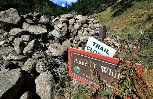 Boulder County's Anne U. White Trail opening could see another delay