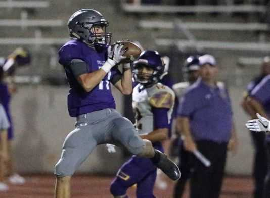 El Paso High School Football: Eastlake holds off Burges rally