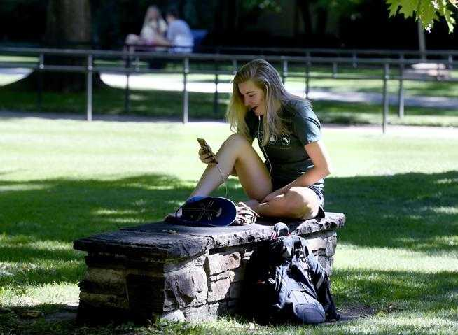 Enrollment up this year at University of Colorado Boulder, across CU system