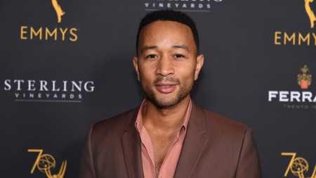 John Legend on Being an EGOT Winner and Wanting to Star in Another Live TV Musical