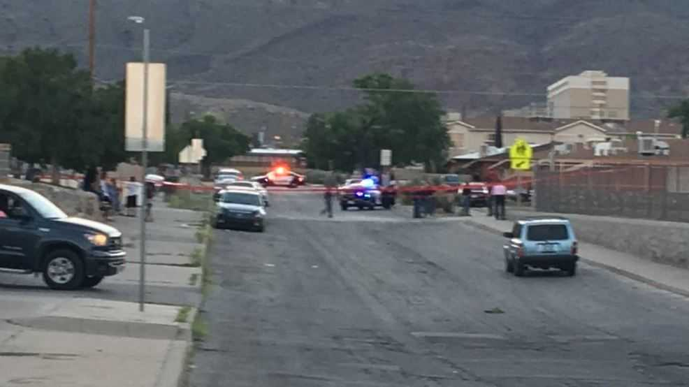 Officers responding to shooting in Central El Paso