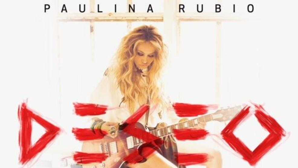 Paulina Rubio performs free concert at Speaking Rock