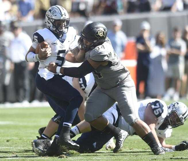 CU Buffs rout New Hampshire to move to 3