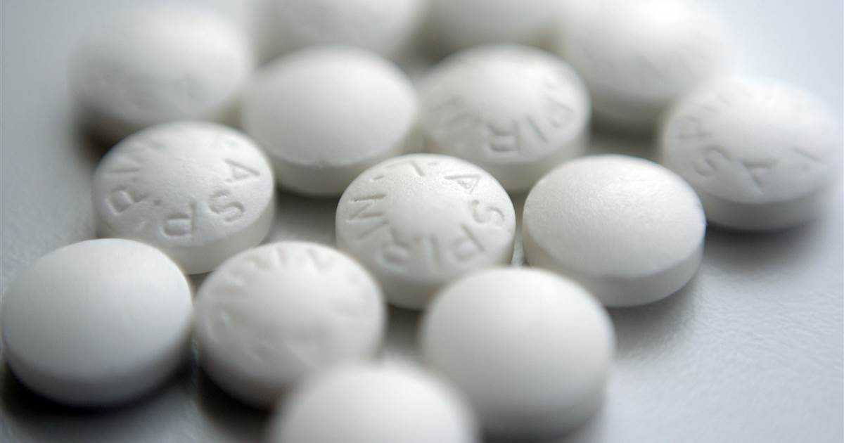 Low-dose, daily aspirin may raise death risk in older adults, study finds