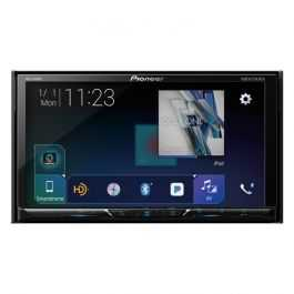 Pioneer AVH-2440NEX 7 Inch DVD Receiver with CarPlay, Android Auto, HD Radio and Bluetooth