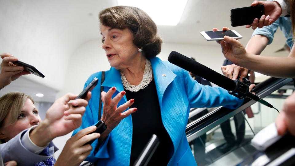 Feinstein upends confirmation protocol