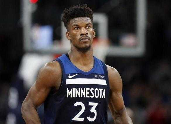 Jimmy Butler would like to ply his trade somewhere other than Minnesota