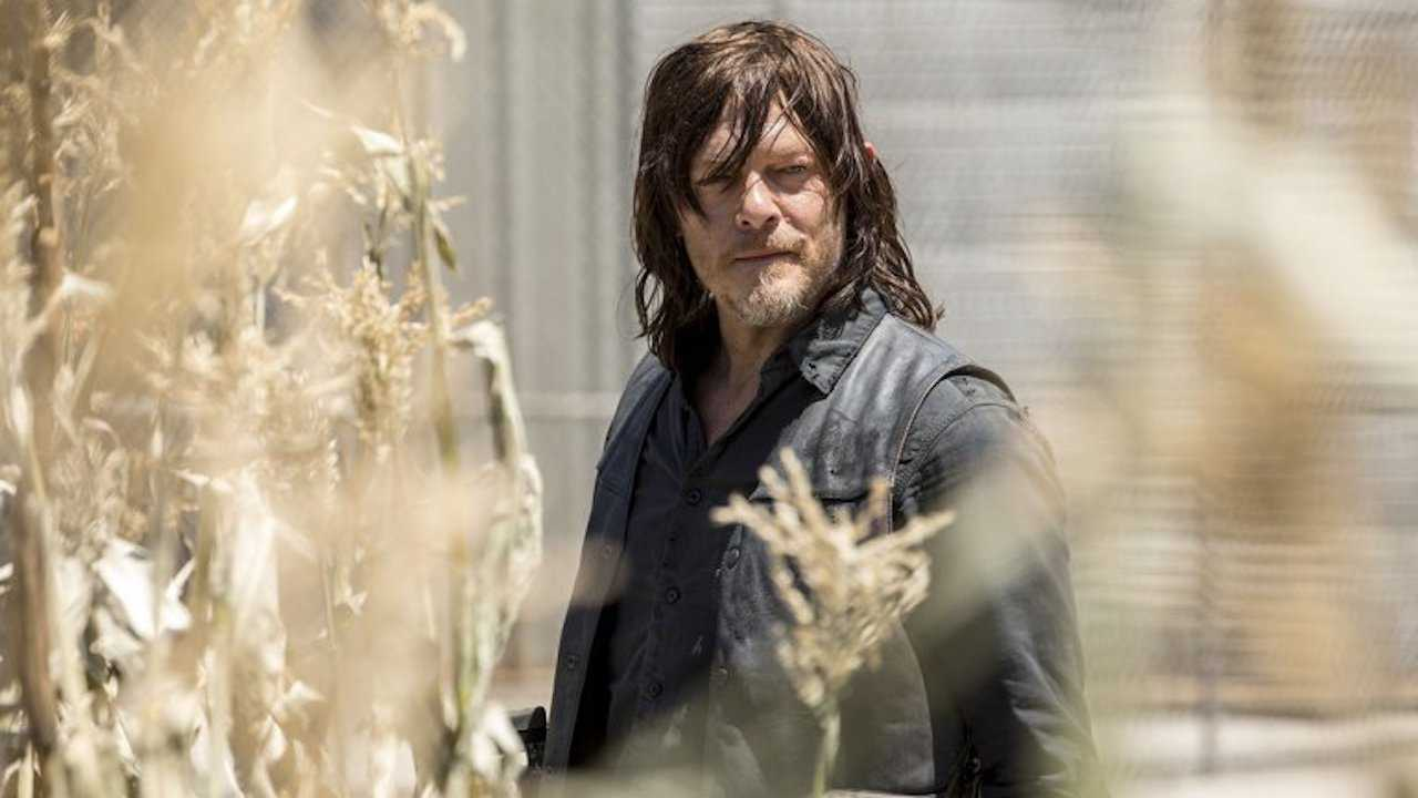"'Walking Dead': Norman Reedus on the ""Poetic and Tragic"" Season 9 Premiere"