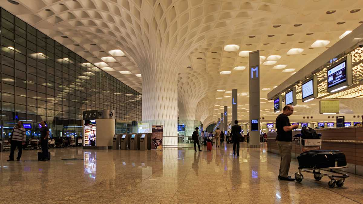 Indian airports' growing pains