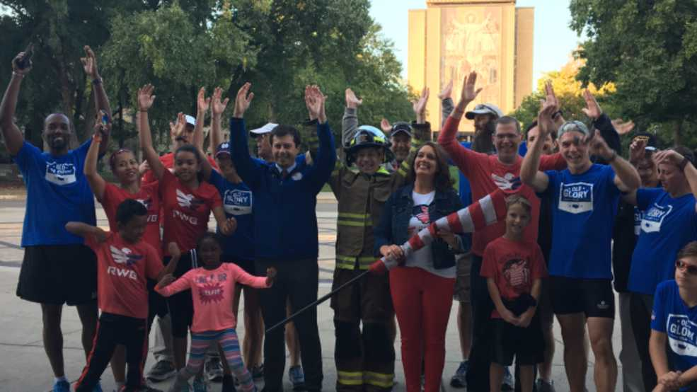 South Bend chapter of Old Glory Relay honors veterans throughout US