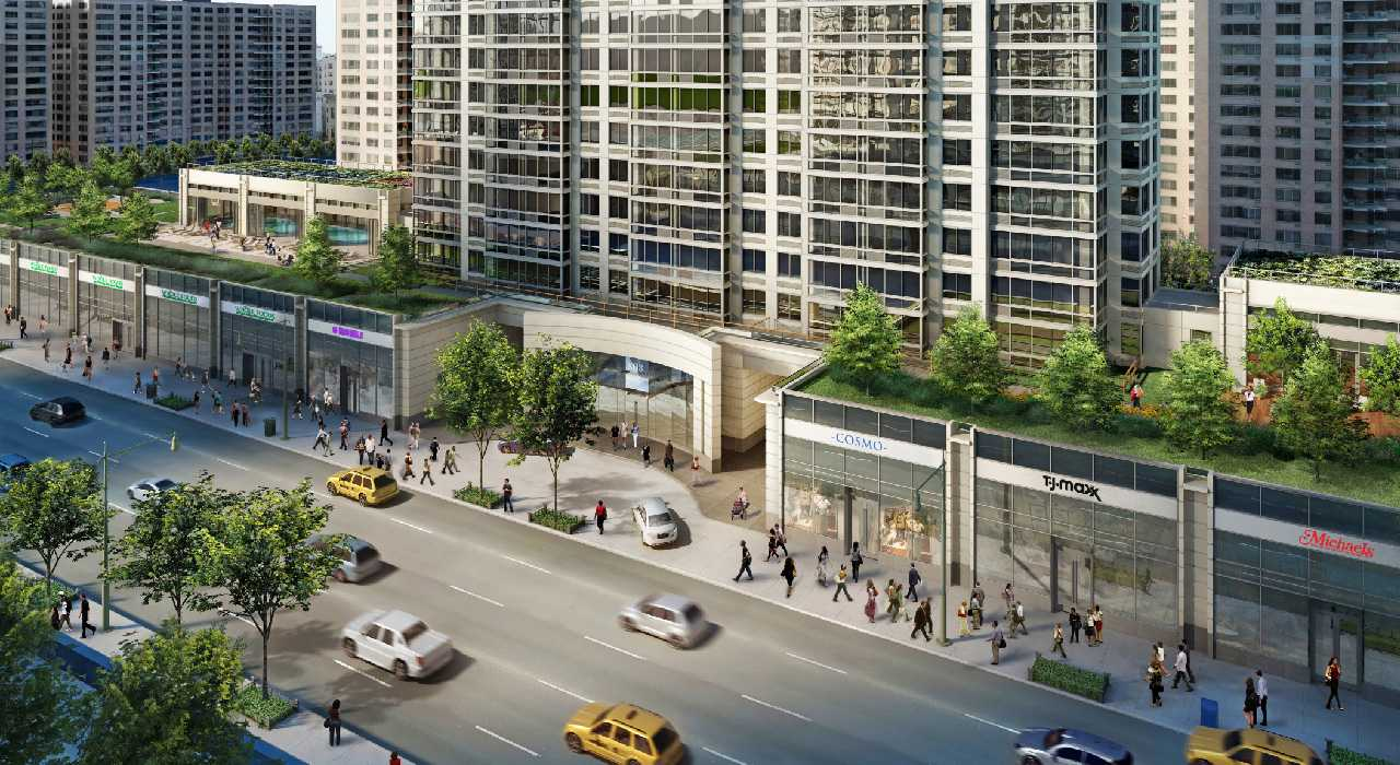 Winick renews 100,000 s/f in retail leases at Columbus Square
