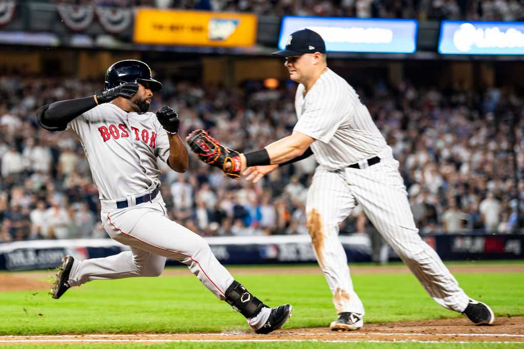 MLB LDS Viewership Lower Despite Strong Red Sox-Yankees Figures