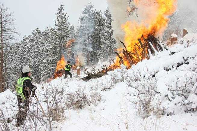 Boulder County plans several prescribed burns, could start at Walker Ranch Sunday