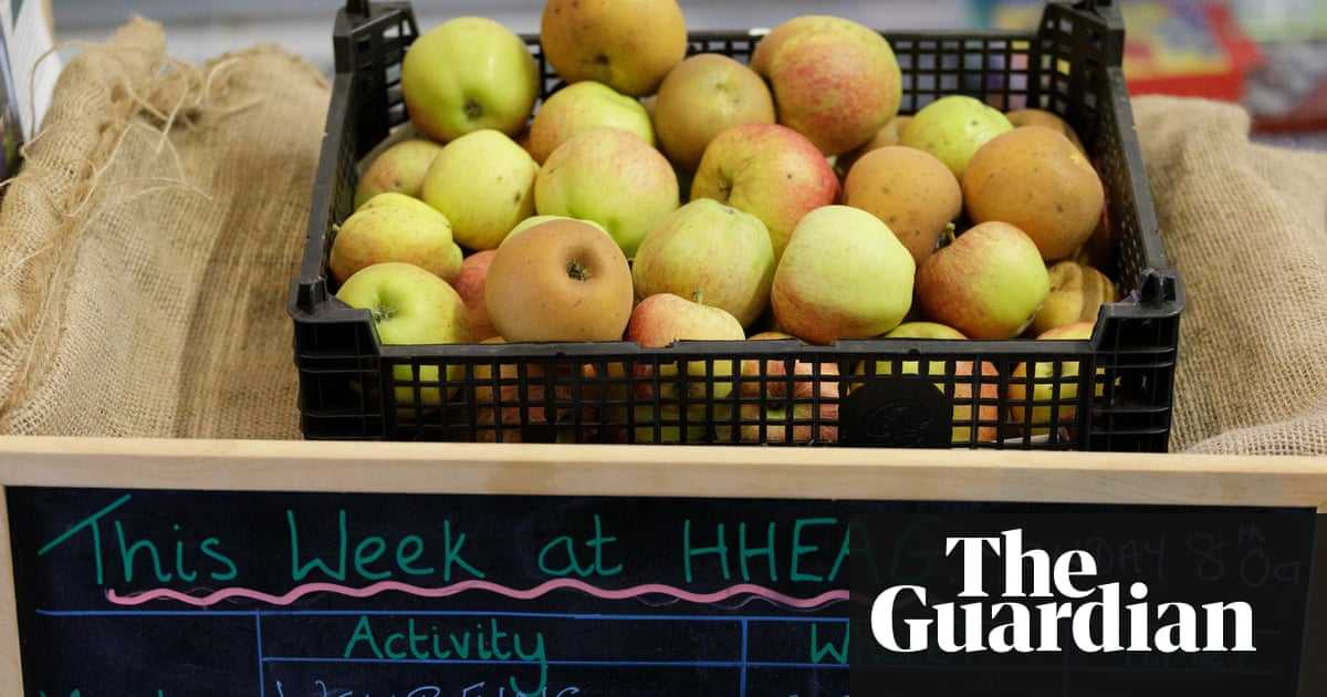 Friday briefing: Life in 'food desert' Britain